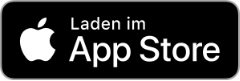 app store badge german