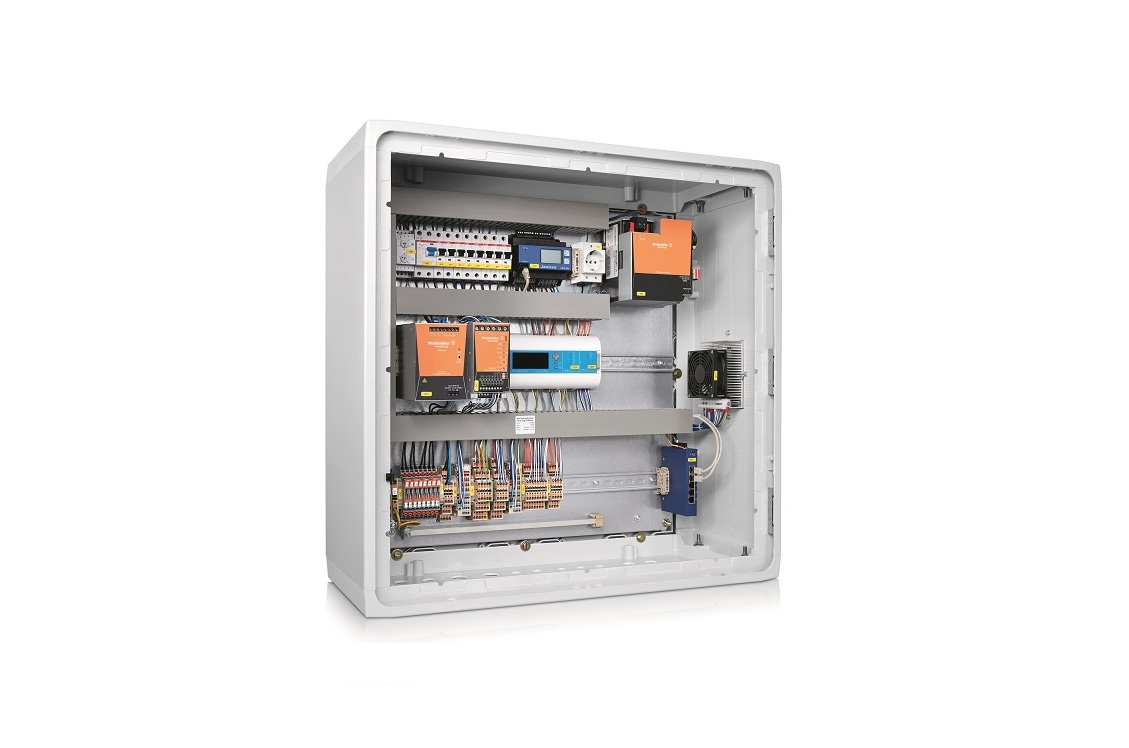 power control station X-Series outdoor