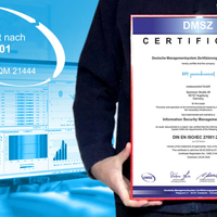 The audit provided evidence that meteocontrol's ISMS meets the requirements of DIN EN ISO/IEC 27001:2017